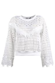 D shp sweater lm
