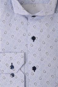 H cas hemden lm