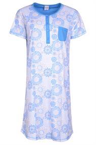 slaapkleed dames Slaapkleed met bloemenmotief voor dames